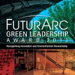 【受賞】FuturArc Greenleadership award 2013: Dailai Conference hall