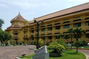 Ernest Hebrard, National Museum of Vietnamese History, 1930. Hanoi, Vietnam