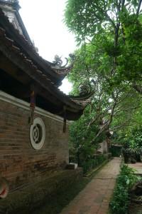 タイフォン寺のランドスケープ