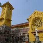 ハノイのフレンチ・コロニアル建築が黄色いわけ