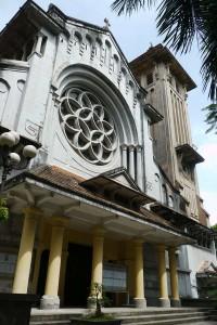 改修前の北門教会