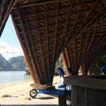 カットバ島、カスタウェイ・アイランド・リゾートの工事レポートが掲載されました